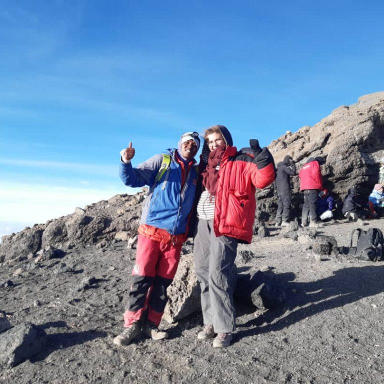 6 Days Machame Route Kilimanjaro Trek