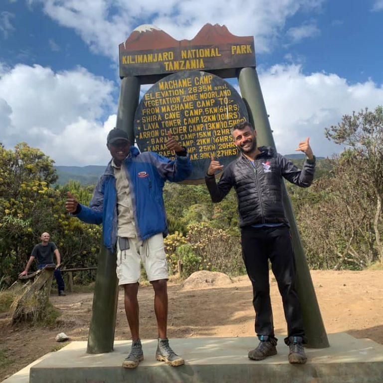7 Days Rongai Route Kilimanjaro Trek