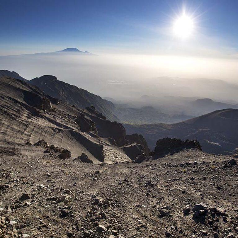 Mount Meru 3 Days Trek