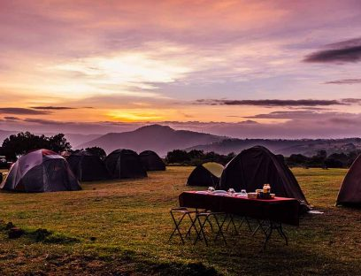 5 Days Camping Safari